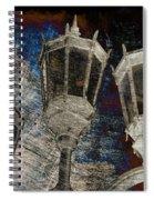 Nostalgic Lanterns Spiral Notebook