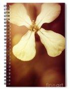 Nostalgic Wildflowers Spiral Notebook