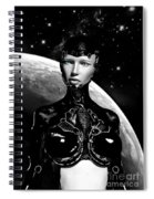 Not All Things Are Black And White Spiral Notebook