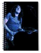 Not Awake Yet Blues 2 Spiral Notebook