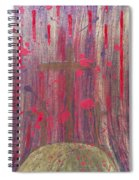 Not In Vain Spiral Notebook