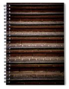 Not Polite To Stair Spiral Notebook