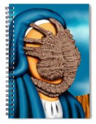 Not So Immaculate Conception Spiral Notebook