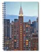 Not The Chrysler Building Nyc Spiral Notebook