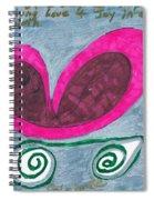 Not Yet Born Spiral Notebook