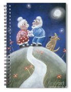 Not Yet Over The Hill Spiral Notebook