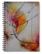 Nothing Given  Spiral Notebook