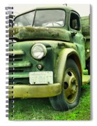 Nothng Like An Old Dodge Spiral Notebook