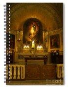Notre-dame-de-bon-secours Chapel Spiral Notebook