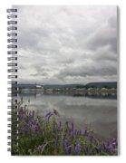 Nova Scotia Coast Scene Spiral Notebook