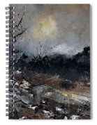 November 1110 Spiral Notebook