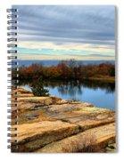 November Colors Spiral Notebook