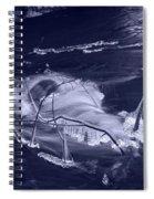 November Creek 3 Spiral Notebook