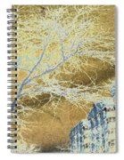 November In The Heights Spiral Notebook