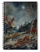 November  Spiral Notebook