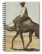 Noyes, Edward , Riding Camel Spiral Notebook