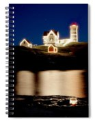 Nubble Stars Spiral Notebook