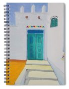Nubian House Spiral Notebook