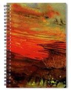Nuclear Wind Spiral Notebook