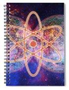 Nuclear World Spiral Notebook