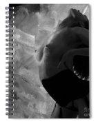 Nude 031 Spiral Notebook