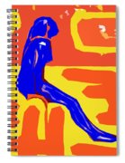 Nude 16 Spiral Notebook