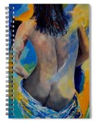 Nude  45901111 Spiral Notebook