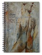 Nude 459020 Spiral Notebook