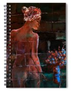 Nude 556123 Spiral Notebook