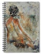 Nude 560121 Spiral Notebook