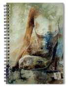 Nude 560408 Spiral Notebook