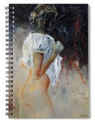 Nude 560508 Spiral Notebook