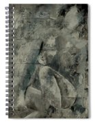 Nude 560845 Spiral Notebook