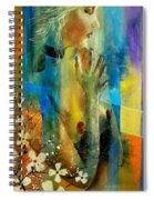 Nude 5609082 Spiral Notebook