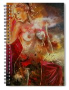 Nude 561008 Spiral Notebook