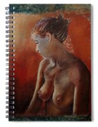 Nude 569022455 Spiral Notebook