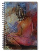 Nude 569090 Spiral Notebook