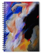 Nude 579020 Spiral Notebook