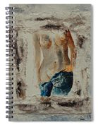 Nude 674521 Spiral Notebook