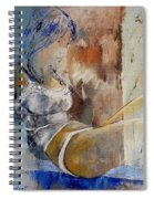 Nude 67524236 Spiral Notebook