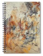 Nude 679070 Spiral Notebook