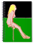 Nude 7 Spiral Notebook