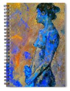 Nude 7551 Spiral Notebook