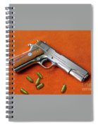 Nude Colt 45 Spiral Notebook