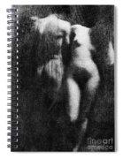 Nude Couple, 1910 Spiral Notebook