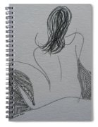 Nude II Spiral Notebook