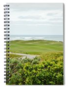 Number 1 From The Whites At Spanish Bay Spiral Notebook