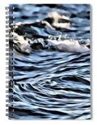 Number 19 Spiral Notebook