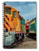 Number 93 Spiral Notebook