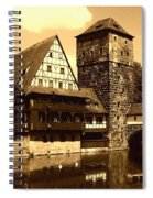 Nuremberg Spiral Notebook